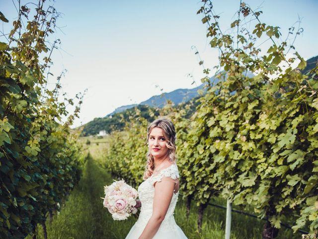 Il matrimonio di Enrico e Federica a Trento, Trento 35