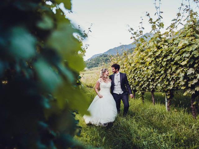 Il matrimonio di Enrico e Federica a Trento, Trento 39