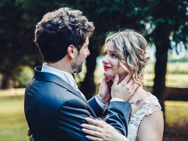 Il matrimonio di Enrico e Federica a Trento, Trento 43