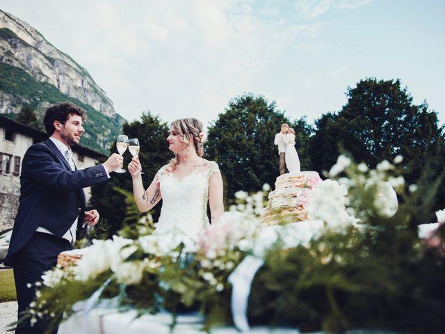 Il matrimonio di Enrico e Federica a Trento, Trento 52