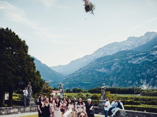 Il matrimonio di Enrico e Federica a Trento, Trento 54