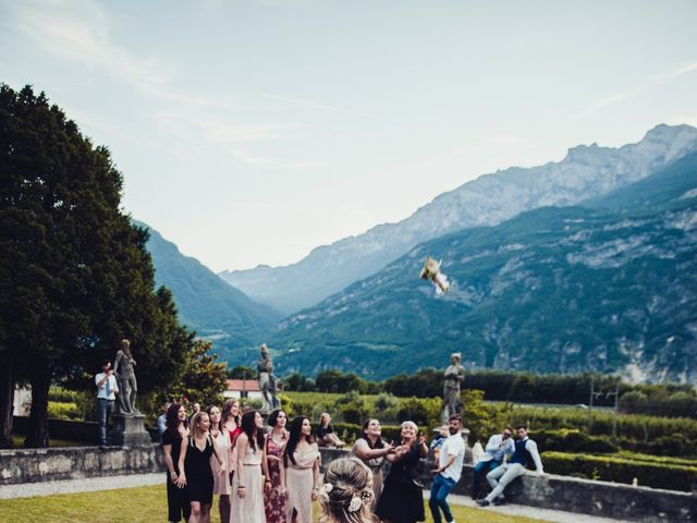 Il matrimonio di Enrico e Federica a Trento, Trento 55