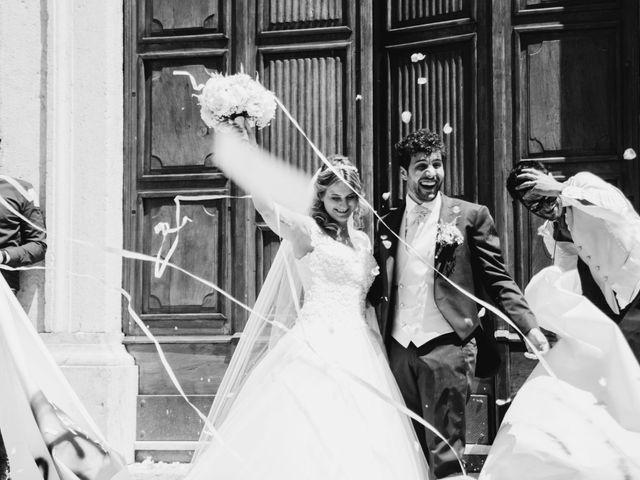 Il matrimonio di Enrico e Federica a Trento, Trento 71