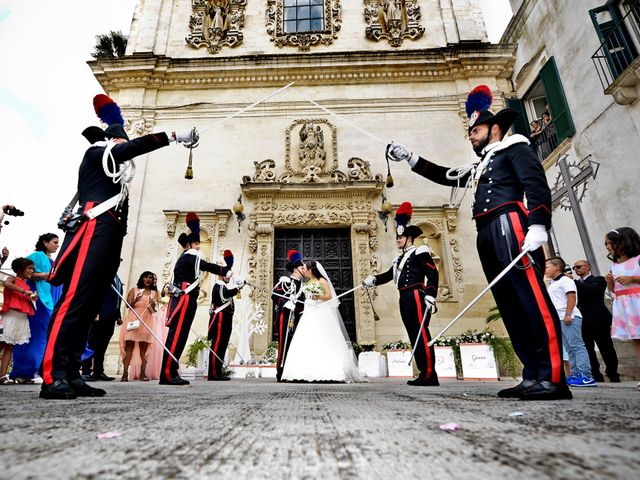 Il matrimonio di Stefano e Gioia a Galatina, Lecce 34