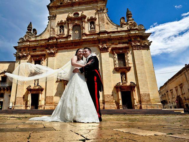 Il matrimonio di Stefano e Gioia a Galatina, Lecce 29