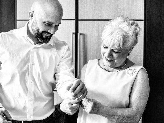 Il matrimonio di Federico e Debora a Nova Milanese, Monza e Brianza 5
