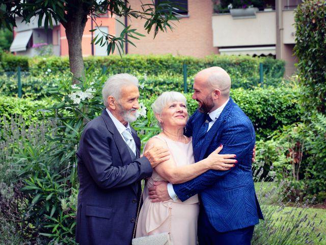 Il matrimonio di Federico e Debora a Nova Milanese, Monza e Brianza 13