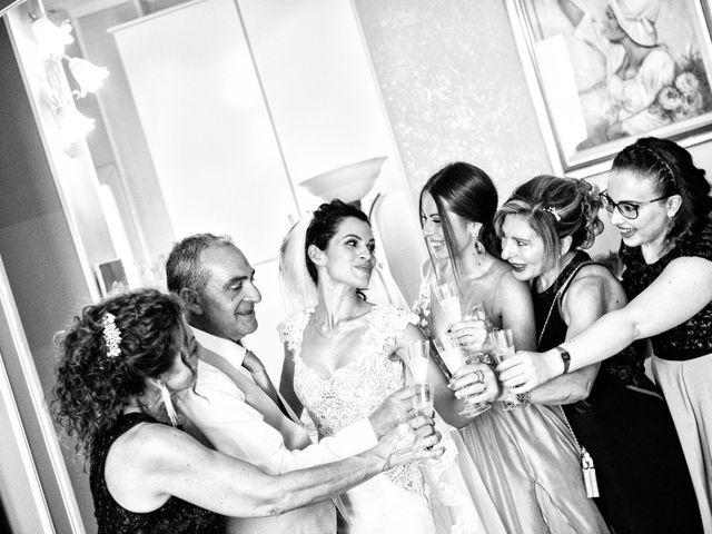 Il matrimonio di Federico e Debora a Nova Milanese, Monza e Brianza 36