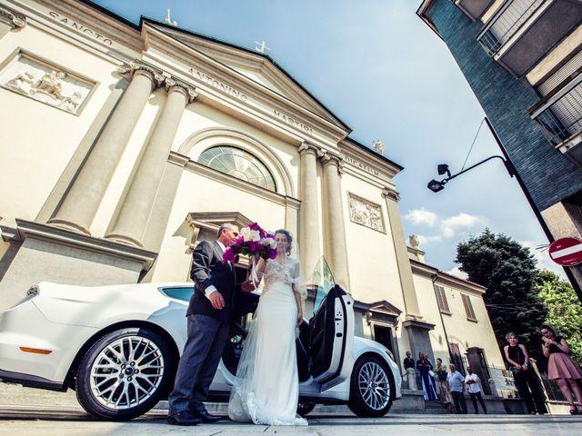 Il matrimonio di Federico e Debora a Nova Milanese, Monza e Brianza 42