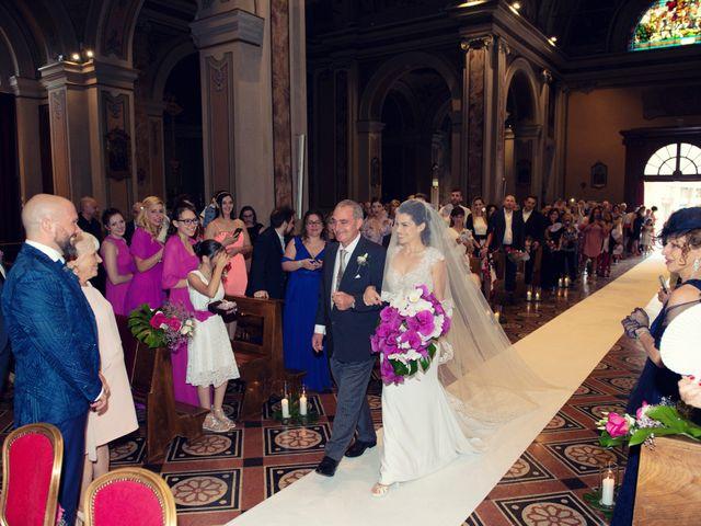 Il matrimonio di Federico e Debora a Nova Milanese, Monza e Brianza 45