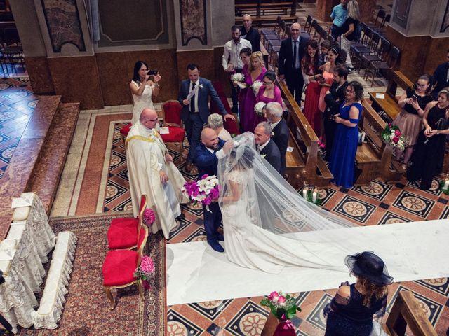 Il matrimonio di Federico e Debora a Nova Milanese, Monza e Brianza 46