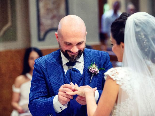 Il matrimonio di Federico e Debora a Nova Milanese, Monza e Brianza 51