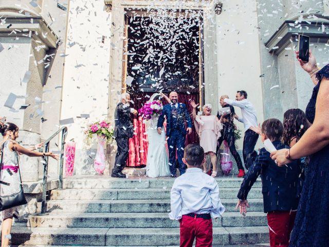 Il matrimonio di Federico e Debora a Nova Milanese, Monza e Brianza 56
