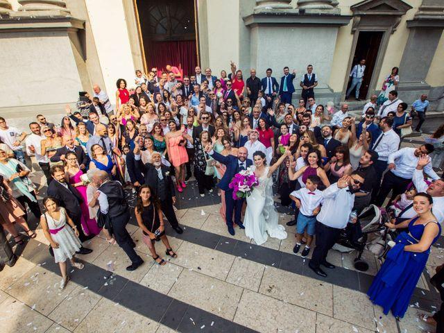 Il matrimonio di Federico e Debora a Nova Milanese, Monza e Brianza 57