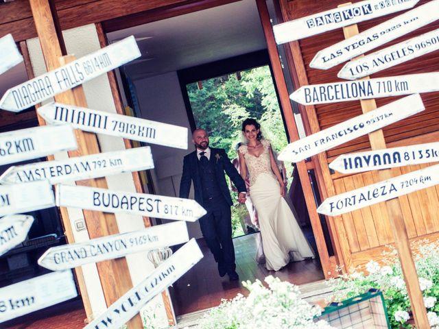 Il matrimonio di Federico e Debora a Nova Milanese, Monza e Brianza 59