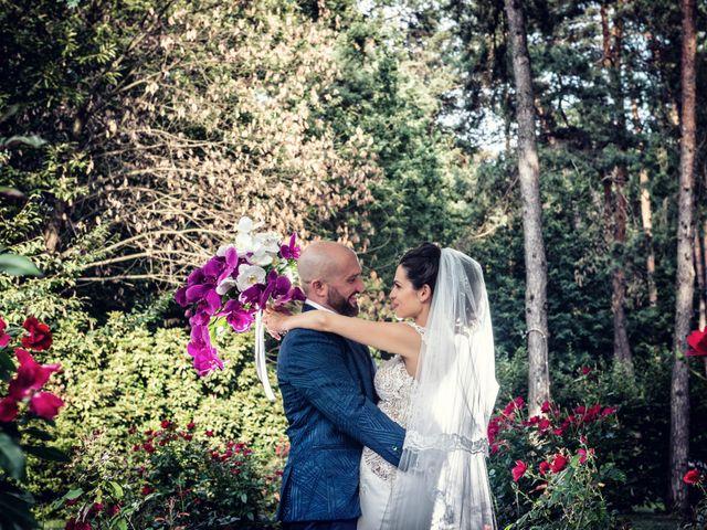 Il matrimonio di Federico e Debora a Nova Milanese, Monza e Brianza 62