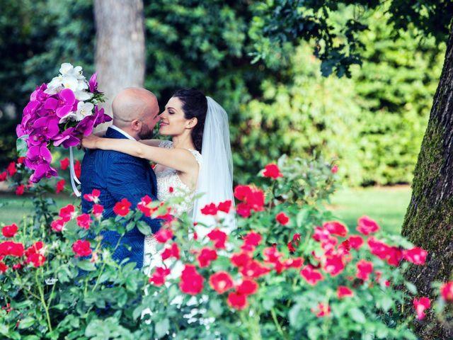 Il matrimonio di Federico e Debora a Nova Milanese, Monza e Brianza 63