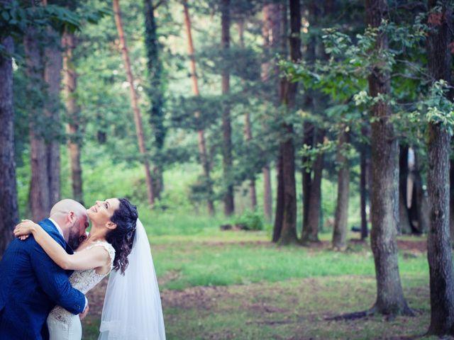 Il matrimonio di Federico e Debora a Nova Milanese, Monza e Brianza 67