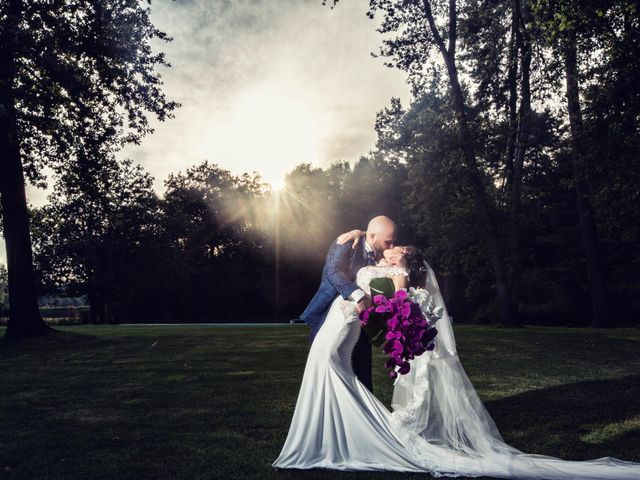 Il matrimonio di Federico e Debora a Nova Milanese, Monza e Brianza 1
