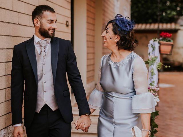 Il matrimonio di Matteo e Monica a Roma, Roma 7