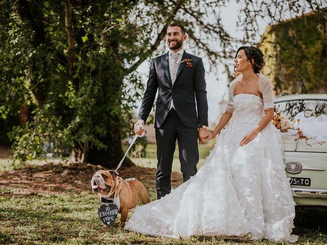 Il matrimonio di Matteo e Monica a Roma, Roma 22