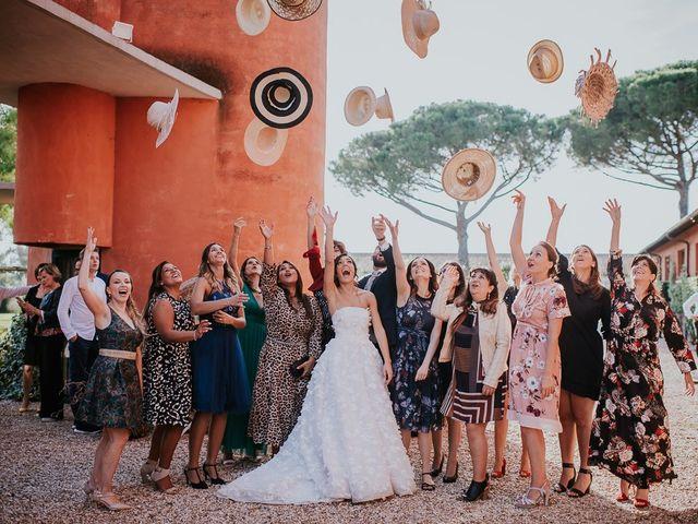 Il matrimonio di Matteo e Monica a Roma, Roma 44