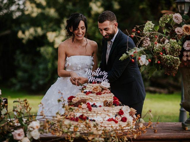 Il matrimonio di Matteo e Monica a Roma, Roma 47