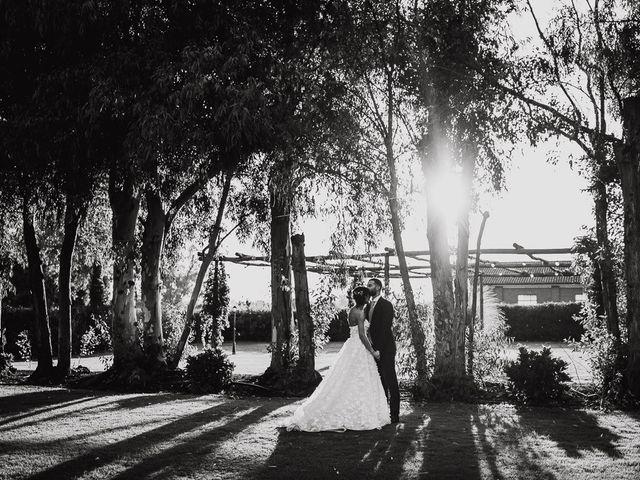 Il matrimonio di Matteo e Monica a Roma, Roma 50