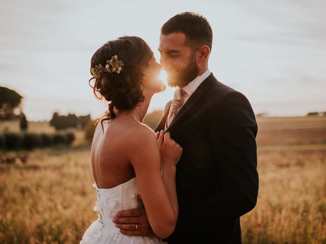 Il matrimonio di Matteo e Monica a Roma, Roma 53