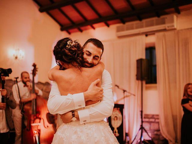 Il matrimonio di Matteo e Monica a Roma, Roma 61