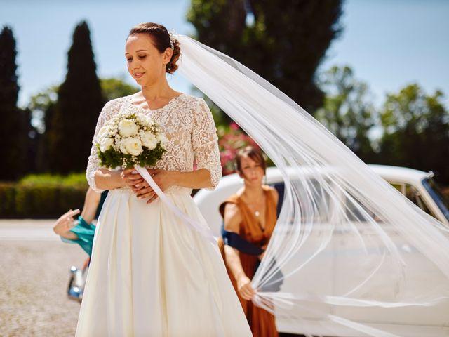 Il matrimonio di Manuele e Sara a Carbonera, Treviso 8