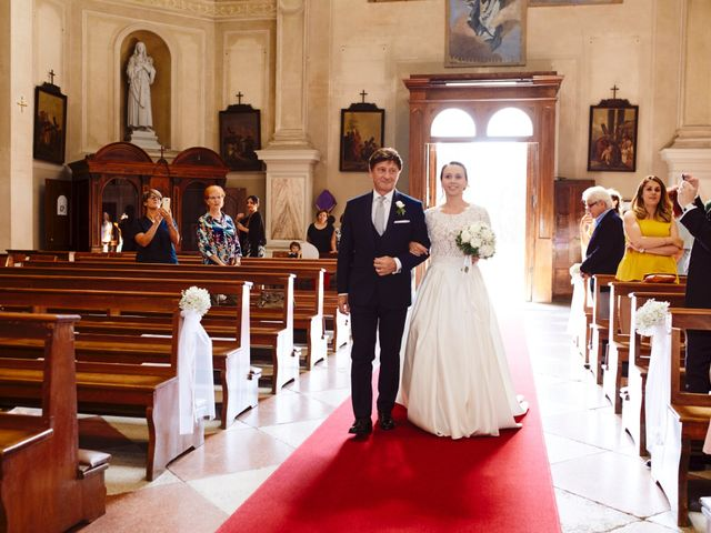 Il matrimonio di Manuele e Sara a Carbonera, Treviso 9