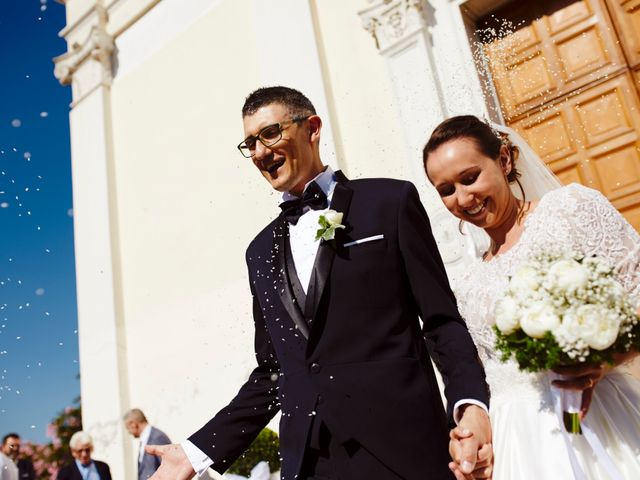 Il matrimonio di Manuele e Sara a Carbonera, Treviso 1