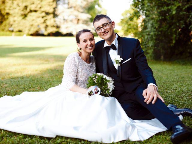 Il matrimonio di Manuele e Sara a Carbonera, Treviso 19