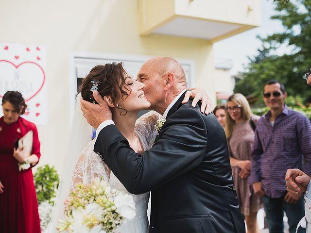 Il matrimonio di Dario e Michela a Vedelago, Treviso 25