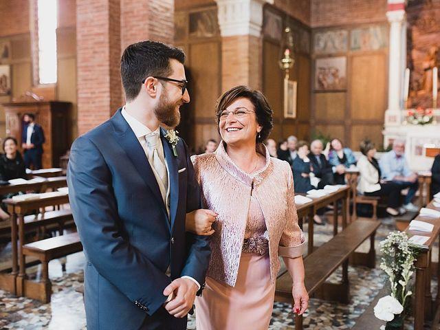 Il matrimonio di Dario e Michela a Vedelago, Treviso 26