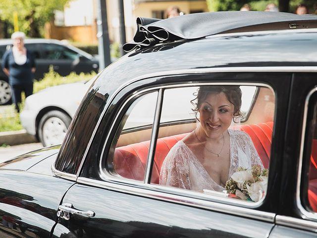 Il matrimonio di Dario e Michela a Vedelago, Treviso 27