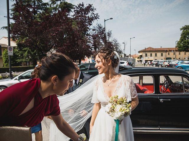 Il matrimonio di Dario e Michela a Vedelago, Treviso 28