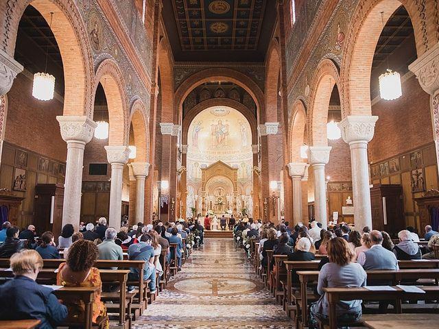 Il matrimonio di Dario e Michela a Vedelago, Treviso 34