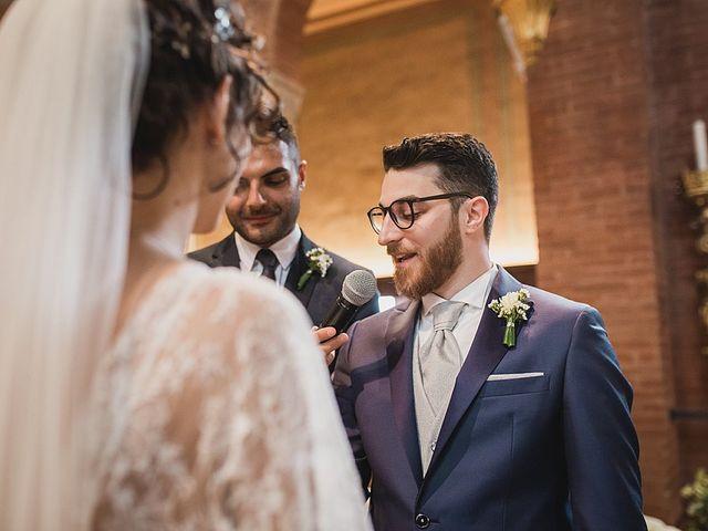 Il matrimonio di Dario e Michela a Vedelago, Treviso 35