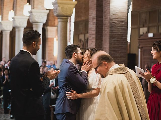 Il matrimonio di Dario e Michela a Vedelago, Treviso 39