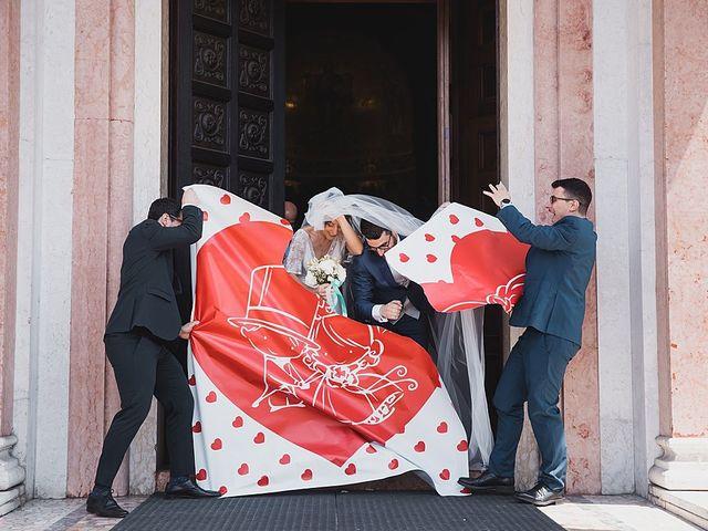 Il matrimonio di Dario e Michela a Vedelago, Treviso 44