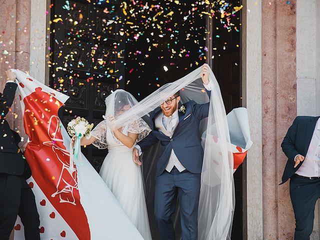 Il matrimonio di Dario e Michela a Vedelago, Treviso 45