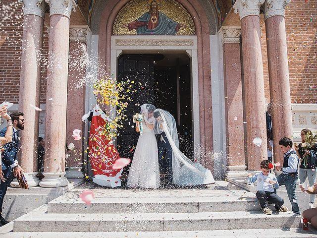 Il matrimonio di Dario e Michela a Vedelago, Treviso 46