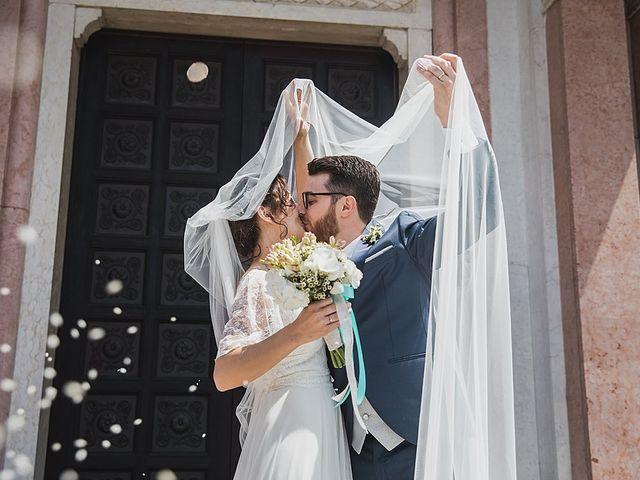 Il matrimonio di Dario e Michela a Vedelago, Treviso 48
