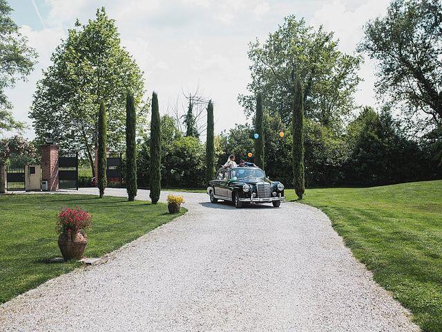Il matrimonio di Dario e Michela a Vedelago, Treviso 55