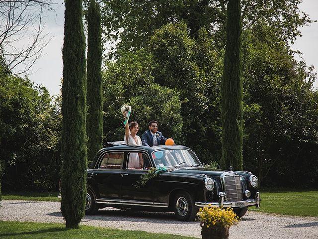 Il matrimonio di Dario e Michela a Vedelago, Treviso 56