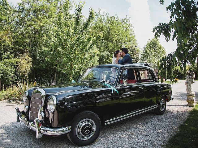 Il matrimonio di Dario e Michela a Vedelago, Treviso 57