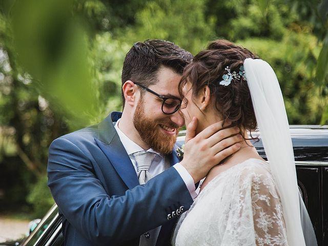 Il matrimonio di Dario e Michela a Vedelago, Treviso 59