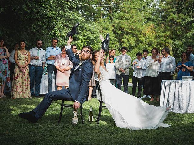 Il matrimonio di Dario e Michela a Vedelago, Treviso 75